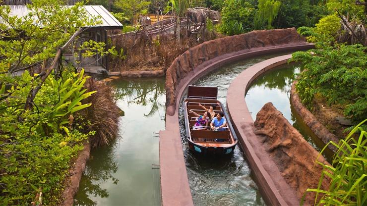 River Safari Singapore