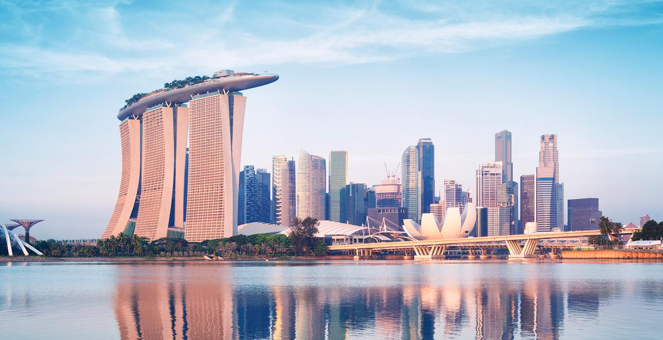 Singapore và những công trình hiện đại bậc nhất Đông Nam Á