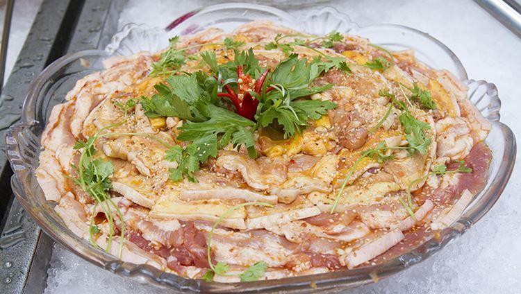 Những món ăn của Roly đều được trang trí đơn giản, đẹp mắt theo phong cách Việt
