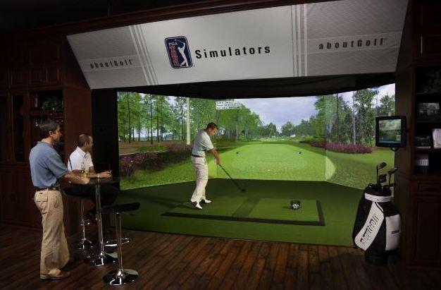 Nếu bạn muốn được tham gia giải golf thế giới thì hãy đến đây