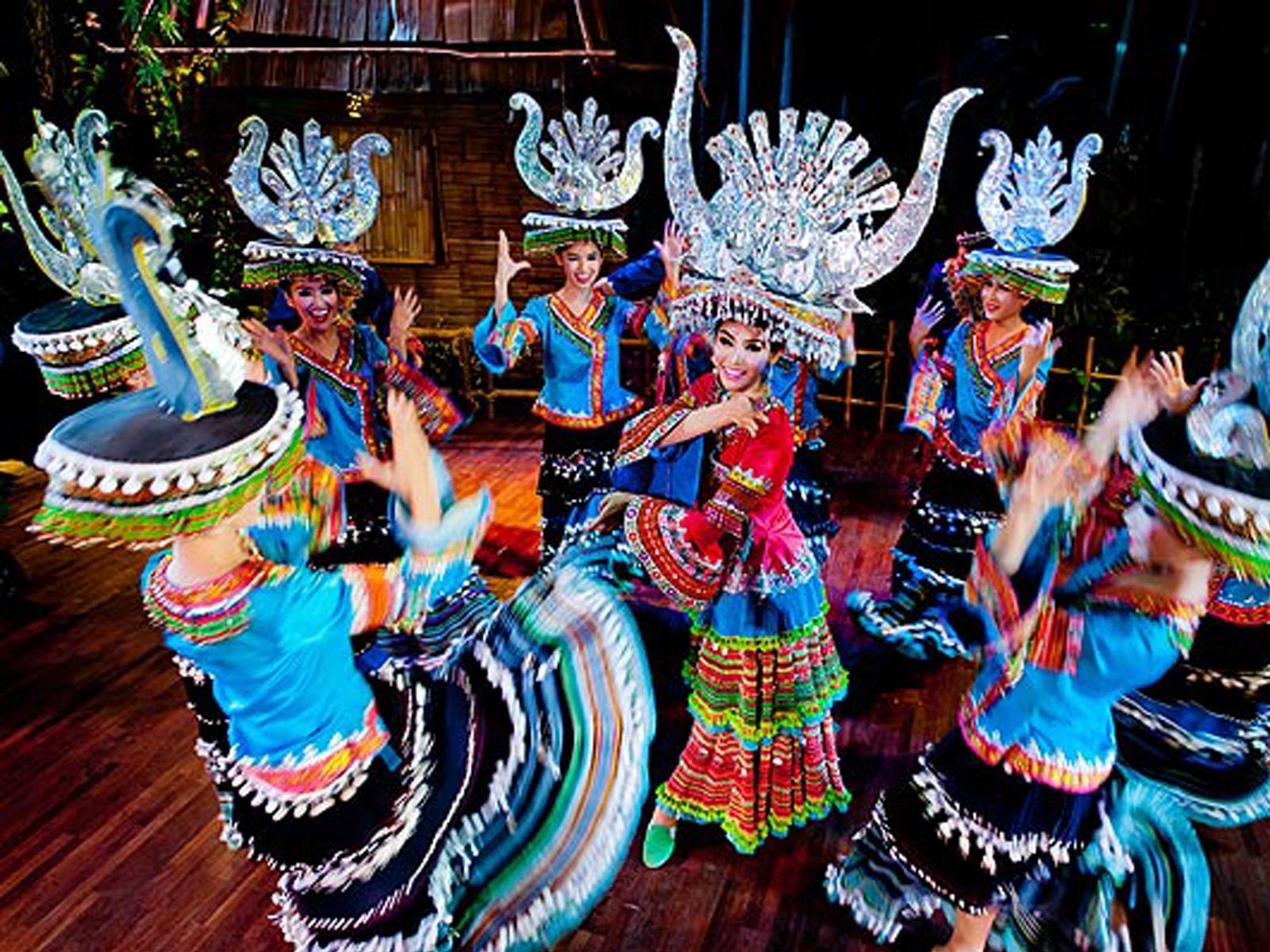 Còn đây là vũ điệu của nước nào?