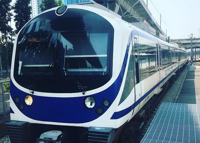 Tuyến Airport Rail Link sẽ đưa bạn thẳng về trung tâm Bangkok