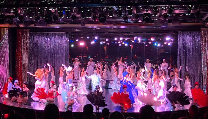 Những show diễn cabaret đã làm nên tên tuổi của Bangkok