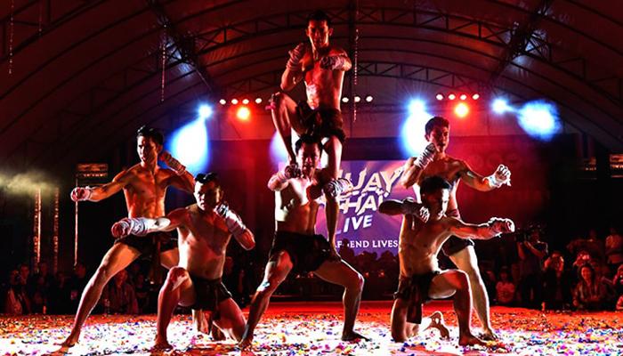 Đến Thái là phải xem Muay, môn võ cổ truyền trứ danh xứ chùa Vàng