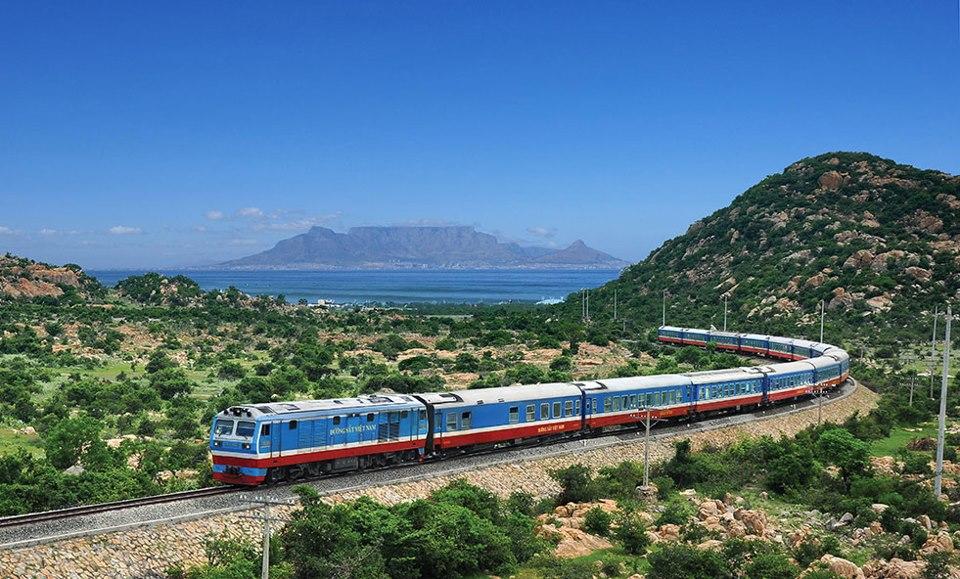 Chuyến tàu hỏa 5 sao với chất lượng và dịch vụ sang chảnh