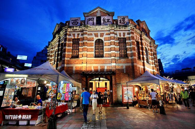Muốn biết cuộc sống về đêm ở Đài Bắc thế nào thì cứ đến Tây Môn Đình