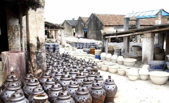 Làng gốm Bát Tràng là điểm vui chơi cuối tuần được ưa thích nhất
