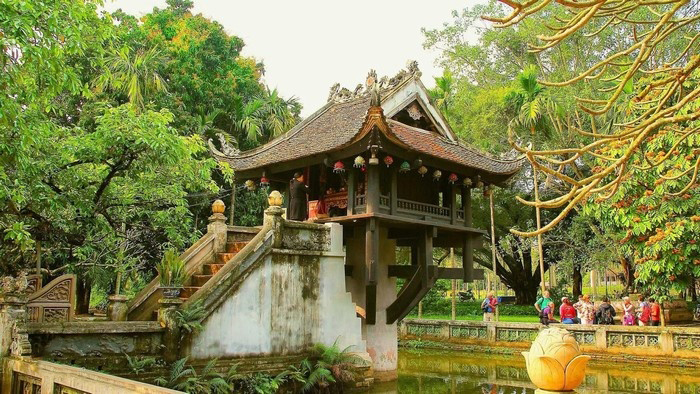 Ngôi chùa có kiến trúc độc đáo nhất thế giới