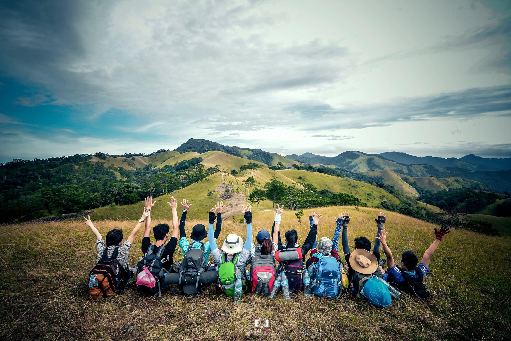 """Tà Năng Phan Dũng là tour trekking rất đáng để rủ """"đồng bọn"""" tham gia"""