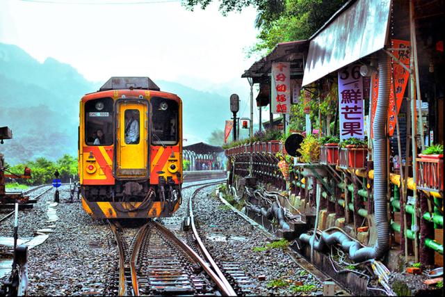 Chuyến tàu đưa bạn đi – đến ga Pingxi