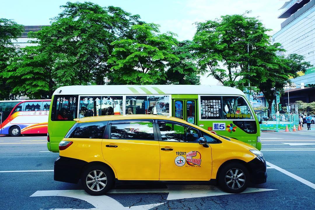 Xe bus Ximen – Jiufen là cách an toàn nhất để đến Cửu Phần