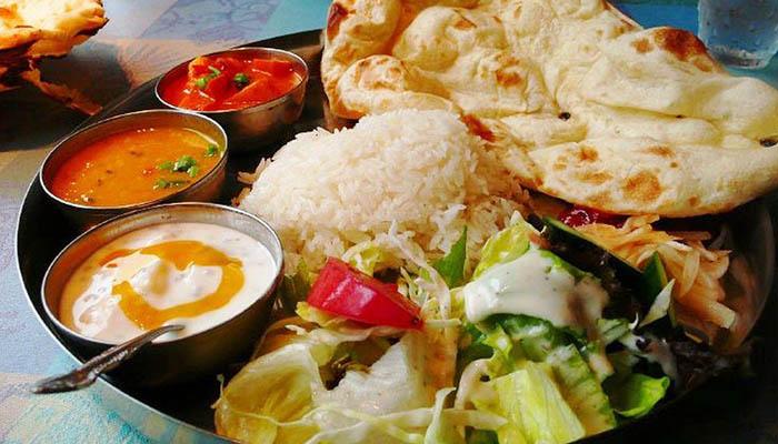 Taste of India là quán ăn được nhiều người Việt ghé thăm ở tiểu khu Ấn Độ