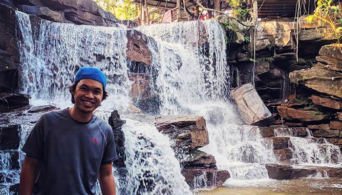 Thác Kbal Chhay là một trong những nơi phải đến ở Sihanoukville.