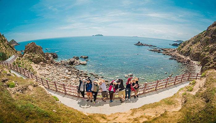 """Đây cũng là địa điểm """"sống ảo"""" của rất nhiều bạn trẻ đam mê du lịch."""