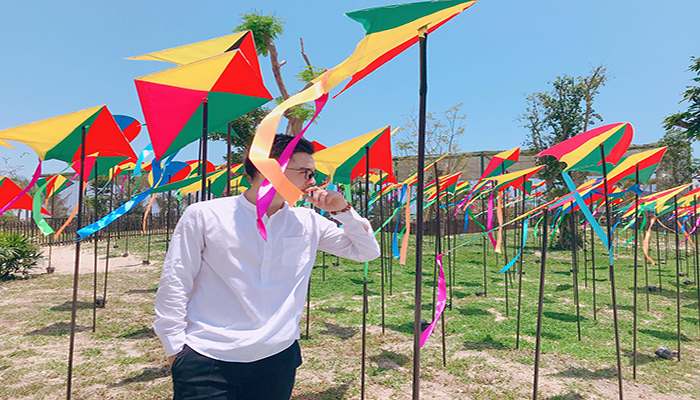 """Khu vực Đồi cũng có rất nhiều view đẹp để bạn """"sống ảo"""" đấy. Nguồn: chudu24.com"""