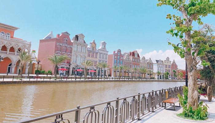 Bến cảng Giao Thoa - nơi checkin sống ảo ưa thích của giới trẻ. Nguồn: www.lamanhtravel.com