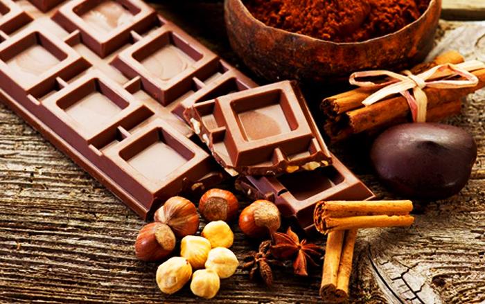 Chocolate Thụy Sĩ trứ danh bạn sẽ được thử tại bảo tàng. (Nguồn: kenh14)