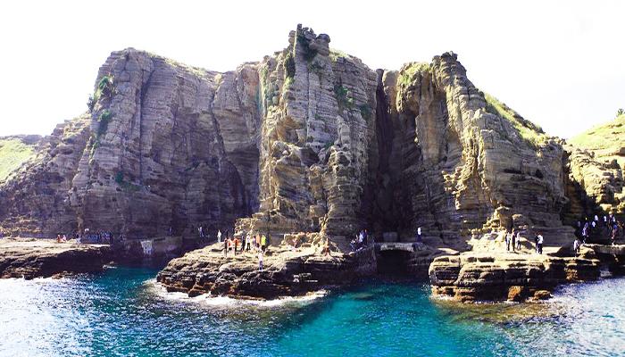 Thiên nhiên Jeju trông thật kì vĩ và ngoạn mục làm sao!