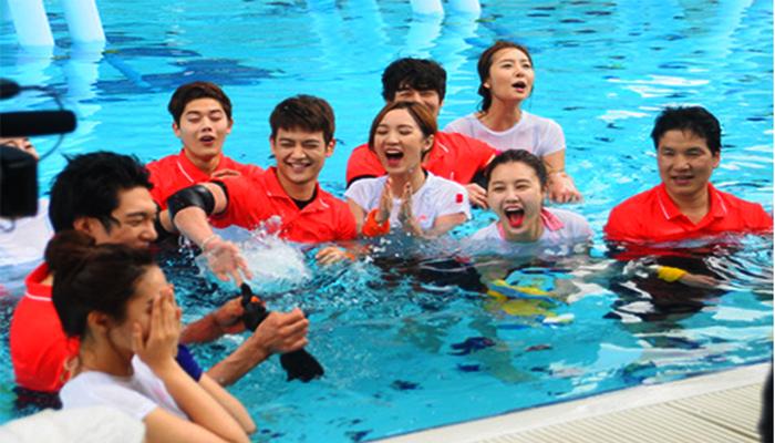 Các ngôi sao hạng A của xứ Hàn luôn được mời tham gia chương trình. (Nguồn: dantri)