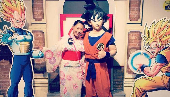 J World nổi tiếng với fan anime trên thế giới. (Nguồn: mekiiilovemeyou)