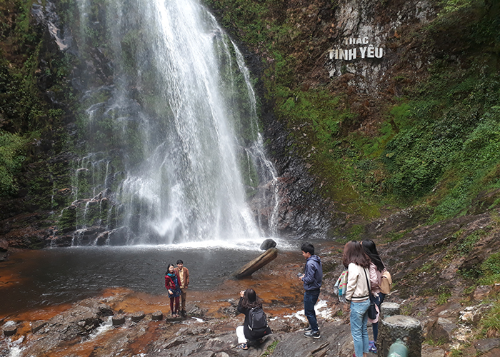 địa điểm du lịch Sapa