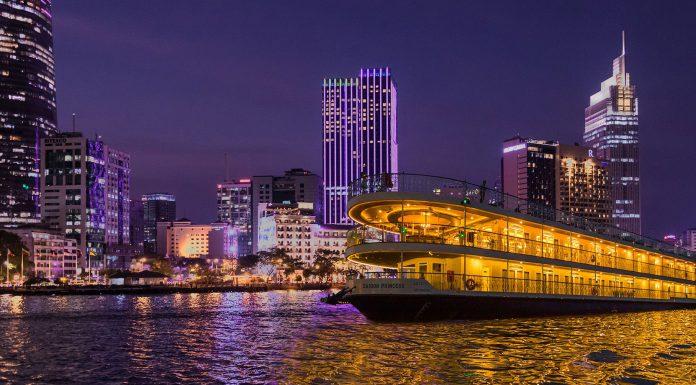 Top 5 du thuyền ăn tối sông Sài Gòn