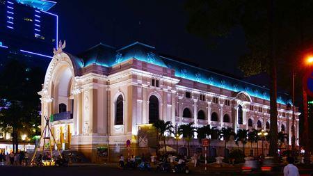 Hình đại điện của danh mục Nhà hát Thành phố Hồ Chí Minh