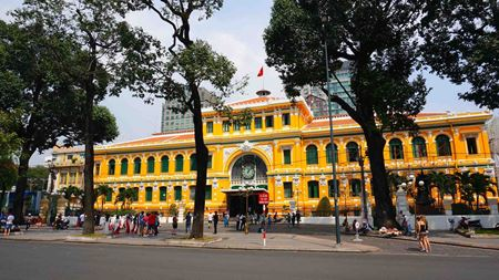 Hình đại điện của danh mục Bưu điện Thành phố Hồ Chí Minh