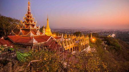 Hình đại điện của danh mục Mandalay Hill - đồi Mandalay
