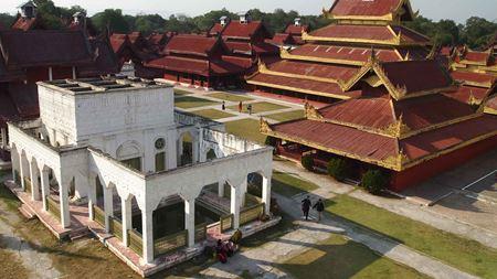 Hình đại điện của danh mục Mandalay Palace - cung điện Mandalay