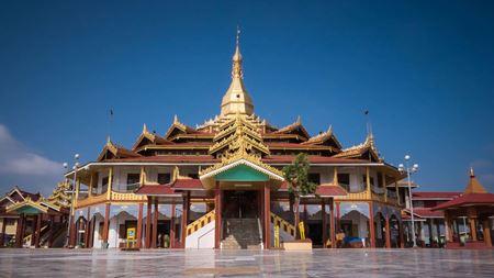 Hình đại điện của danh mục Mahamuni Temple - đền Mahamuni