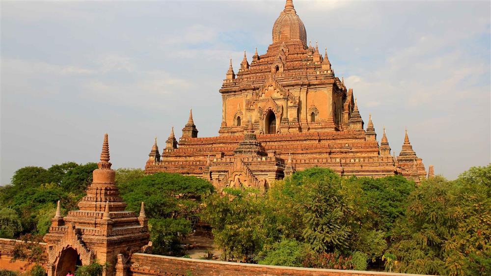 Thatbyinnyu Temple - Đền Thatbyinnyu - Cẩm nang tham quan tiết kiệm