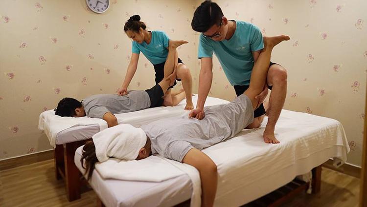 Dịch vụ thư giãn tại Bay Spa & Massage (sân bay Tân Sơn Nhất)