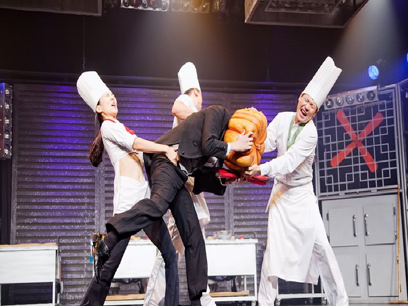 Show Cookin Nanta