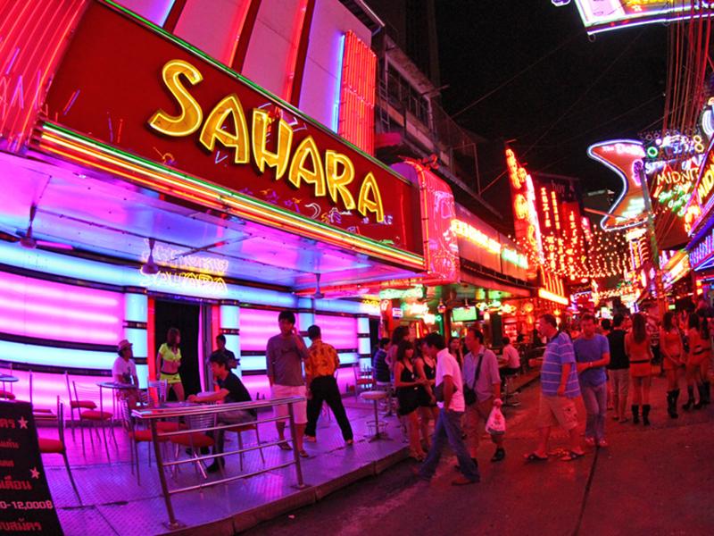 Sahara A Go Go Bar - Soi Cowboy Bangkok