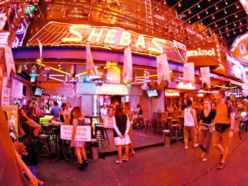 Sheba's A Go Go Bar - Soi Cowboy Bangkok