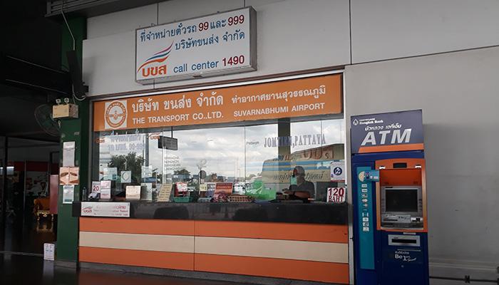 Bangkok đi Pattaya