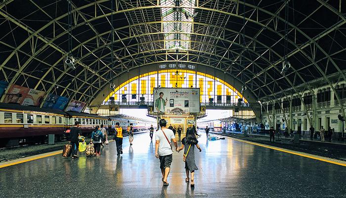 hướng dẫn di chuyển từ Bangkok đến Pattaya
