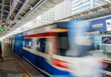 Hướng dẫn cách đi tàu điện Bangkok