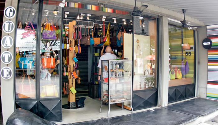 Gọn, đẹp và chất lượng là những gì bạn tìm thấy tại cửa hàng Guate này