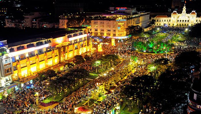72 địa điểm du lịch Sài Gòn mới, về đêm, miễn phí tổng hợp từ A-Z