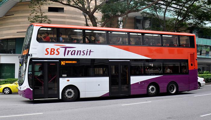 xe bus singapore
