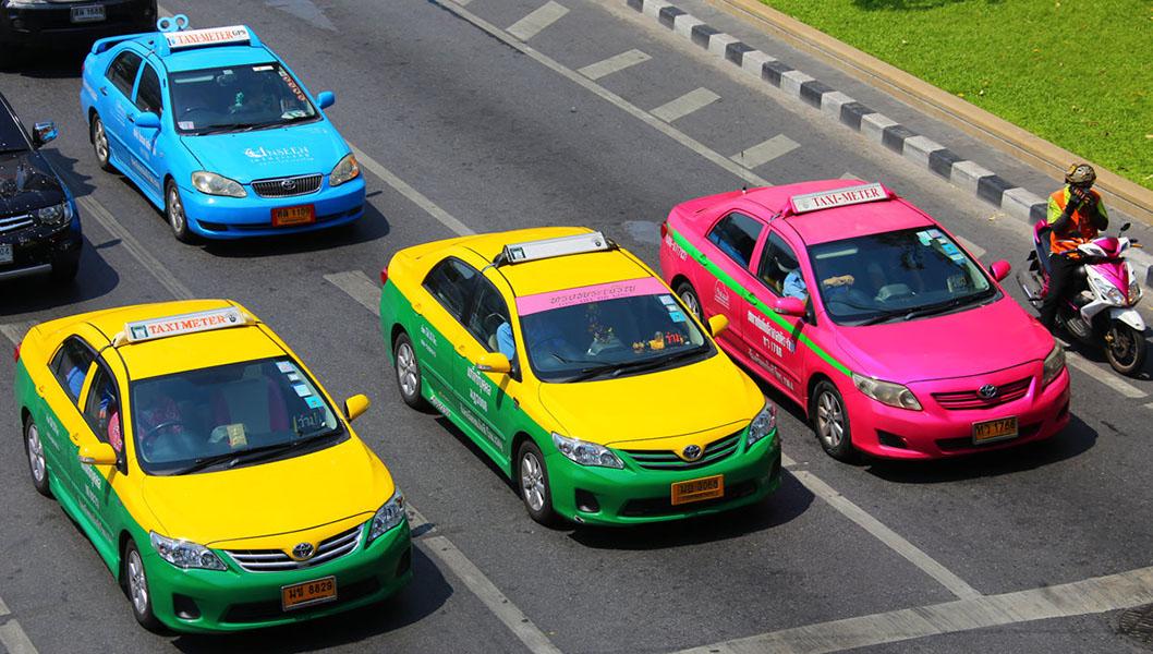 Kết quả hình ảnh cho taxi in bangkok