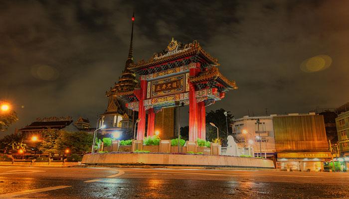 cổng Trung Hoa