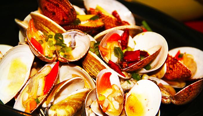 đảo coral pattaya ẩm thực