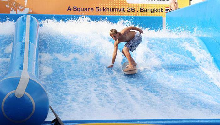 flow rider bangkok