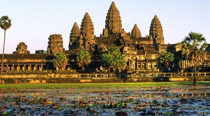 kinh nghiệm du lịch bụi Siem Reap