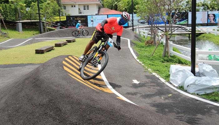đạp xe peppermint