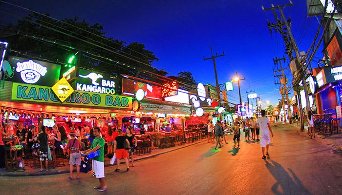 đường bangla