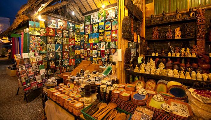 top 10 dia chi vang mua sam o siem riep angkor night market